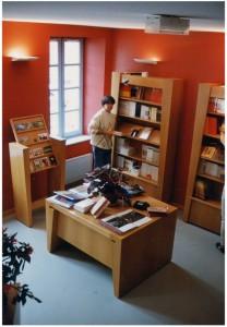 Musée D. Roché - Librairie