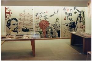 Musée D. Roché - Salle d'exposition